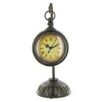 Metal Round Hanging Table Clock - Hobby Lobby