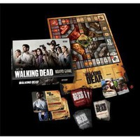 Amazon.com: The Walking Dead Board Game: Toys & Games