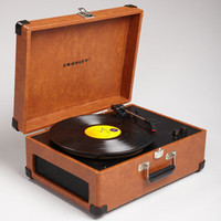 Crosley Keepsake USB Turntable | Retro Record Player | fredflare.com