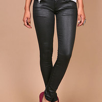 Oil Slick Skinnys | Skinny Jeans at Pink Ice