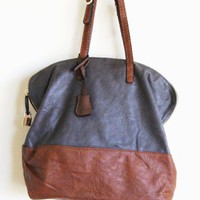 Impress Me Tote, Slate - SOLD OUT