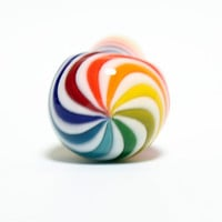 Glass Pipe - Rainbow - Hedcraft Glassworks-