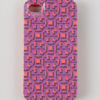 Logo Lattice Hard Shell iPhone 4 Case, Pink
