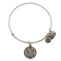 Piece of the Puzzle Bangle - Alex and Ani