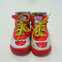 Mr. Potato Head Reebok Toddler Hi Tops