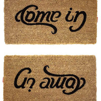Come In & GoAway carpet