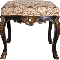 One Kings Lane - Michael S. Smith - Jasper Venetian Painted Stool