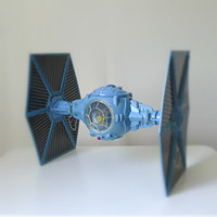 Vintage 1978 Star Wars Tie Fighter