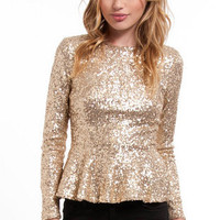 Sequintial Top $44