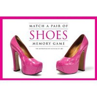 Match a Pair of Shoes Memory Game - Whimsical & Unique Gift Ideas for the Coolest Gift Givers