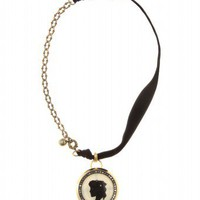 mytheresa.com -  Lanvin - CAMEO NECKLACE - Luxury Fashion for Women / Designer clothing, shoes, bags