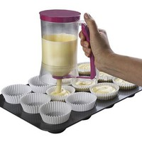 Cupcake Batter Dispenser | Quick and Easy Filling!  Kitchen Krafts