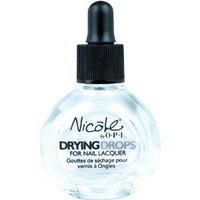 Nicole by OPI Nail Treatment, Drying Drops for Nail Lacquer, 0.5 Fluid Ounce