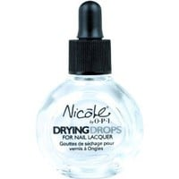 Amazon.com: Nicole by OPI Nail Treatment, Drying Drops for Nail Lacquer, 0.5 Fluid Ounce: Beauty