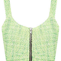 Fluro Boucle Bralet - Sale  - Sale &amp; Offers