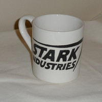 Ironman Stark Industries Mug