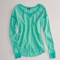 Womens Tops: T's, Tanks & Sweaters | American Eagle Outfitters