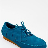 Bumper NOKA-01 Fringle Moccasin Flats | Shop Bumper Shoes
