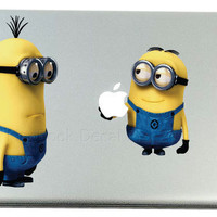Mac Decals Despicable Me MacBook Pro Decal by MacBookDecalPro