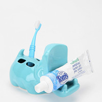 Hippo Toothbrush Holder