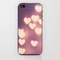 Your Love is Electrifying iPhone &amp; iPod Skin by Beth - Paper Angels Photography | Society6