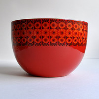 Finel &quot;Daisy&quot; Bowl by Kaj Franck