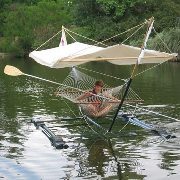 Hammock Boat- had to post!!!