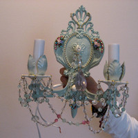 wall fixtures by PurpleGoddes on Etsy