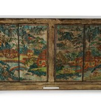 One Kings Lane - Madera - Iberia Painted Sideboard
