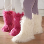 Fur-ific Slippers