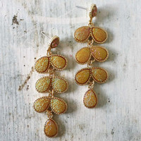 Autumn Wonders Earrings, Sweet Affordable Jewelry
