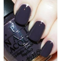OPI Nail Lacquer, Touring America Collection, I Brake for Mmaincures, 0.5 Fluid Ounce