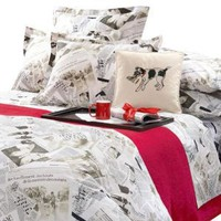 In The News Percale Sheets