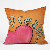 DENY Designs Home Accessories | Isa Zapata Dream Throw Pillow