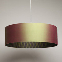 Lights Of London — Extra large drum lampshade // 110cm lampshade