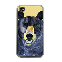 Bear iPhone 5 Case, iPhone 4/4S, iPhone 3G/3GS, iPod Touch 4G - Bobo