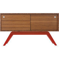 Elko Credenza Small-Bamboo - Eastvold Furniture