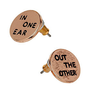 In One Ear Stud Earrings - New In This Week  - New In