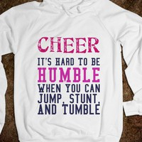 Cheer Hoodie - glamfoxx.com