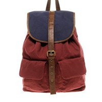 River Island Backpack at asos.com