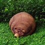 Big Sleeping Grizzly Bear Bean Bag - 10% off for our Facebook fans