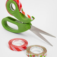 Holiday Scissor Tape