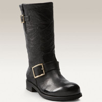 Jimmy Choo Motorcycle Boots