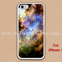 iPhone 5 Case, Eagle Nebula iPhone 5 Case, graphic iphone 5 case