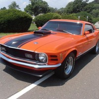 Ford 1970 Mustang Mach 1 | Second Shout Out, Vintage Marketplace