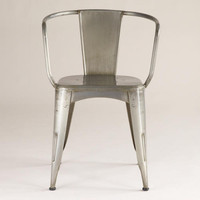 Jackson Metal Tub Chair | World Market