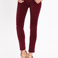 Gone Away Velvet Pants - &amp;#36;39.00 : ThreadSence.com, Your Spot For Indie Clothing &amp; Indie Urban Culture