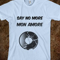 Empre Records Say No More Mon Amore - glamfoxx.com