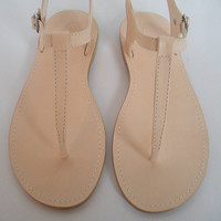 HANDMADE THONG SANDALS