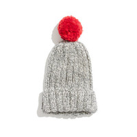 Wool and the Gang™ Knit Pom-Pom Hat